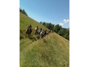 Percorsi e trekking a cavallo